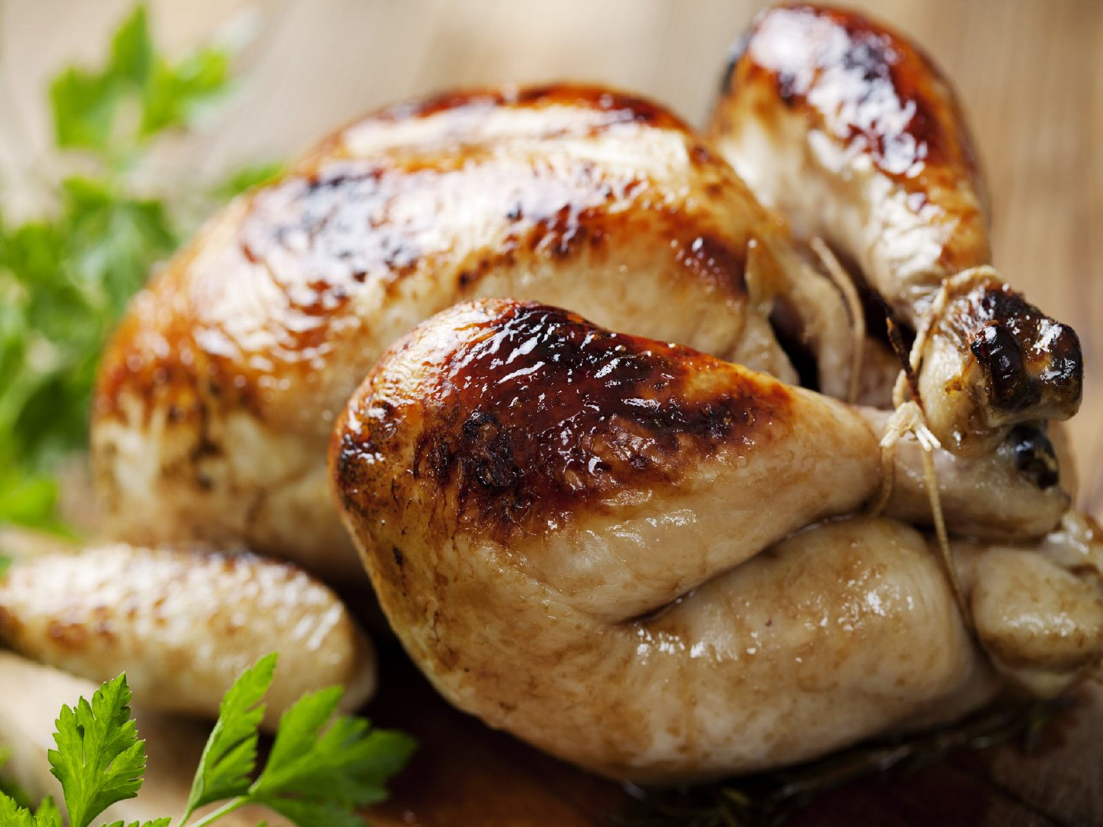 Roasted Rotisserie Chicken